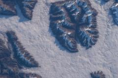 Dettaglio della Patagonia (Argentina)