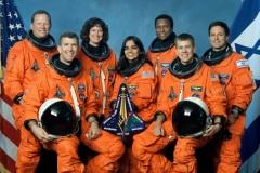 Equipaggio del Columbia (STS-107)