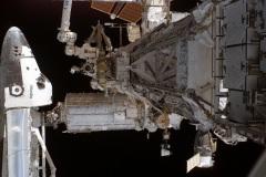 STS-115 - Atlantis agganciato alla ISS