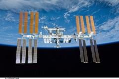 Stazione Spaziale Completa