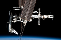 ISS & Space Shuttle