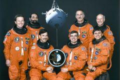 STS-75 CREW