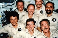 STS-75 Equipaggio