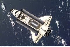 Endeavour in avvicinamento ISS