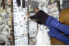 STS-100 Cambusa