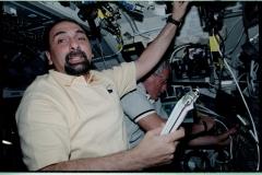 Avvicinamento alla ISS