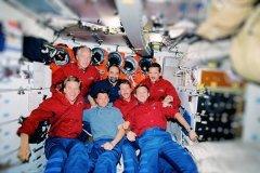STS-100 Crew